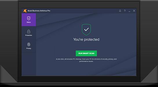 protection antivirus entreprises